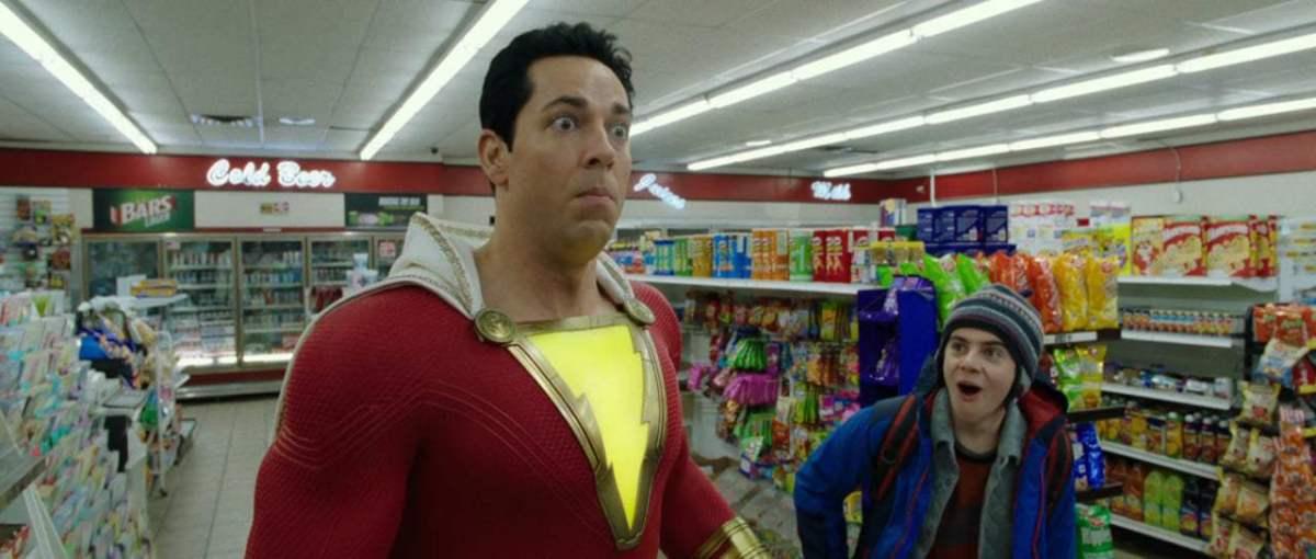 'Shazam!' is Impressive