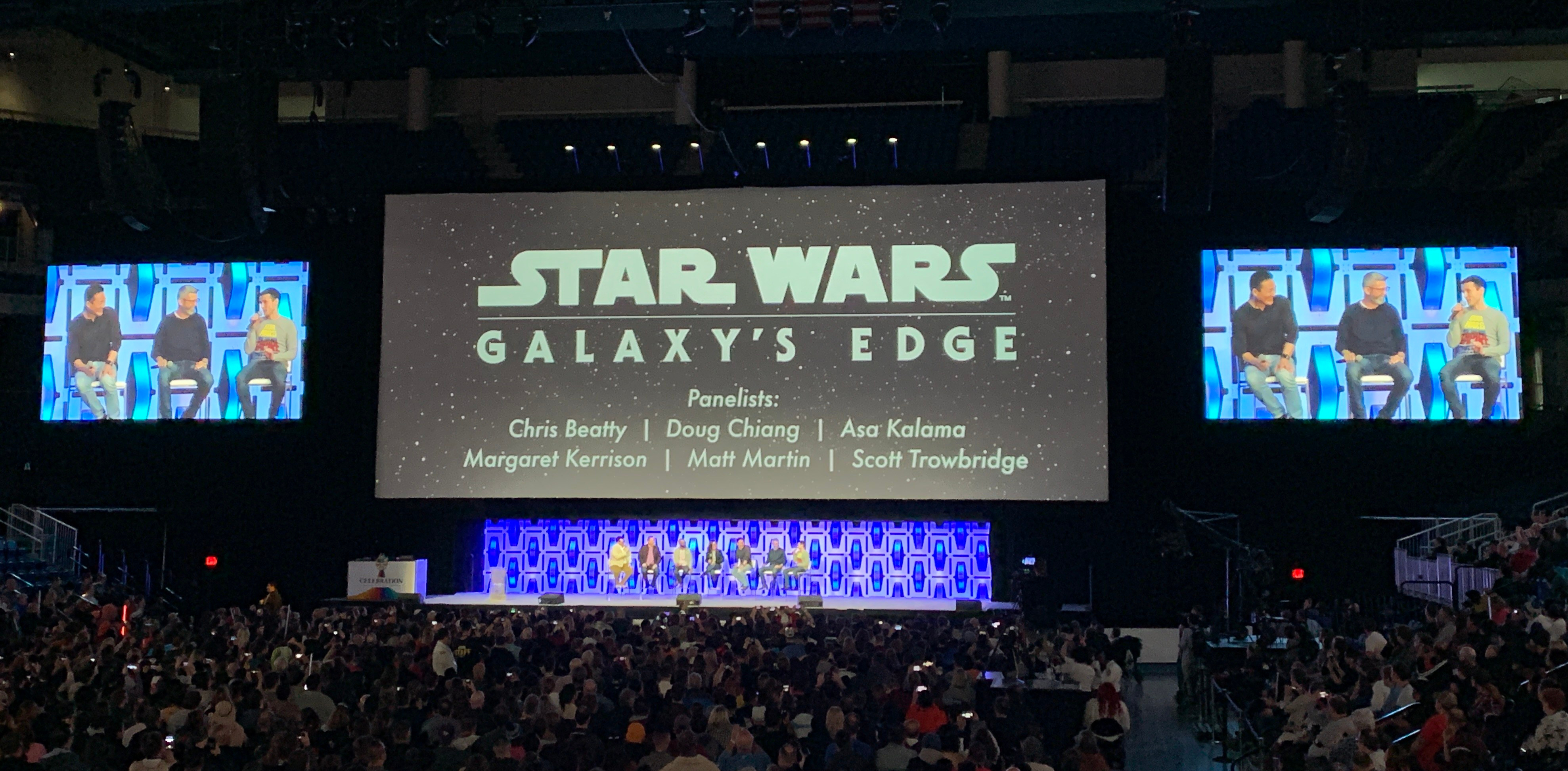 NOC Blasts Off to the 'Galaxy's Edge' During Star Wars Celebration