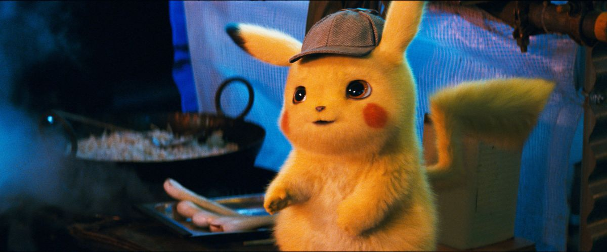 Here's Your Chance to Attend the Premiere of 'Detective Pikachu'