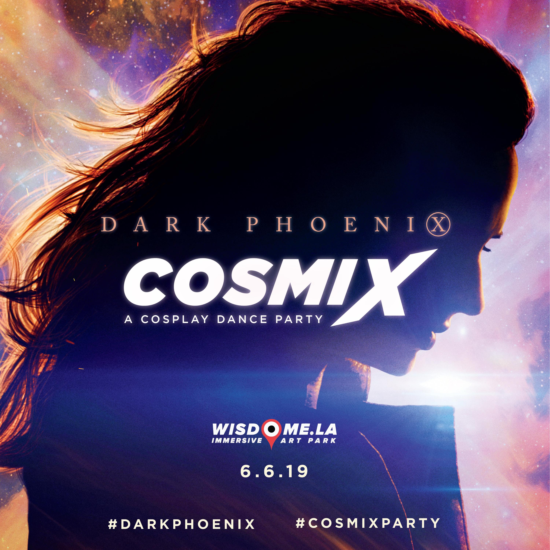 Calling LA NOCs: Join Us for a 'Dark Phoenix' Party