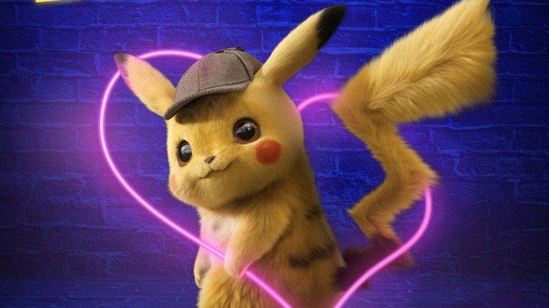 pokemon detective pikachu mewtwo wallpaper