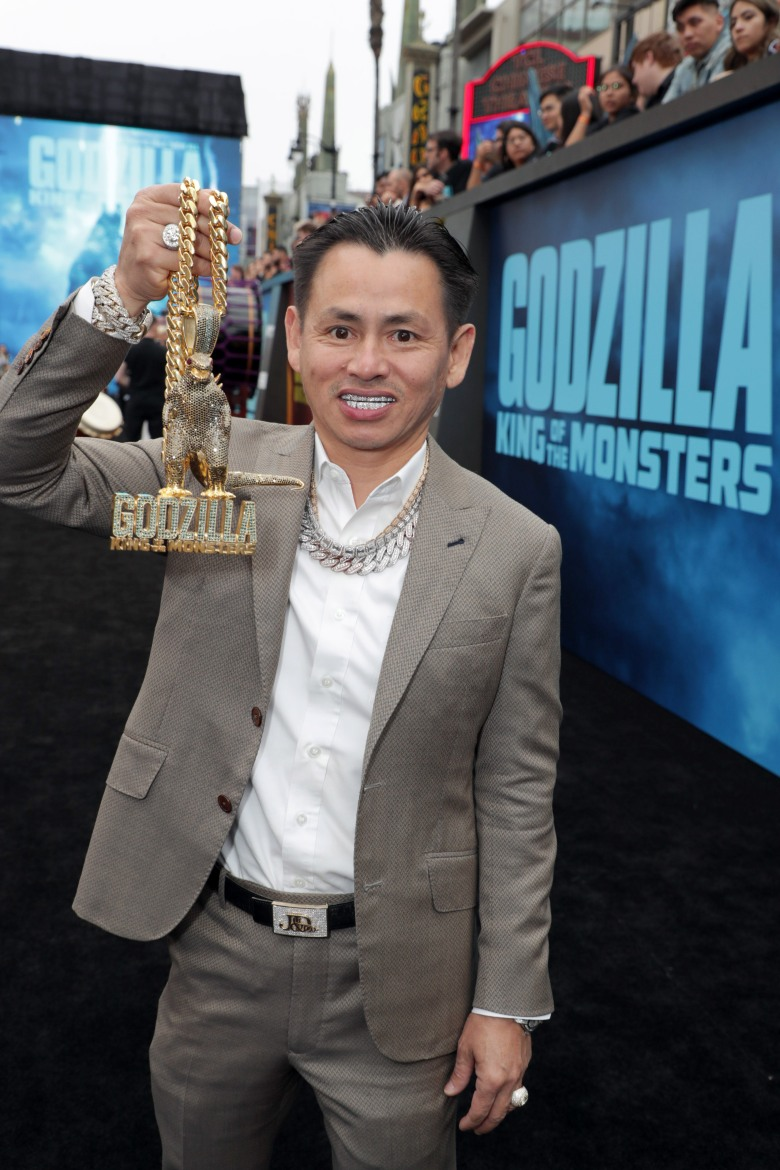 Warner Bros. Pictures and Legendary Pictures GODZILLA: KING OF THE MONSTERS World Premiere at TCL Chinese Theatre, Los Angeles, CA, USA - 18 May 2019