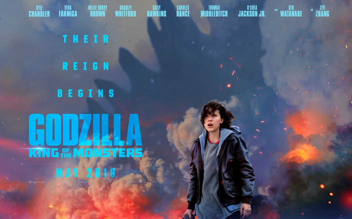 Win Tickets to the Red-Carpet World Premiere of 'Godzilla: King of the Monsters'
