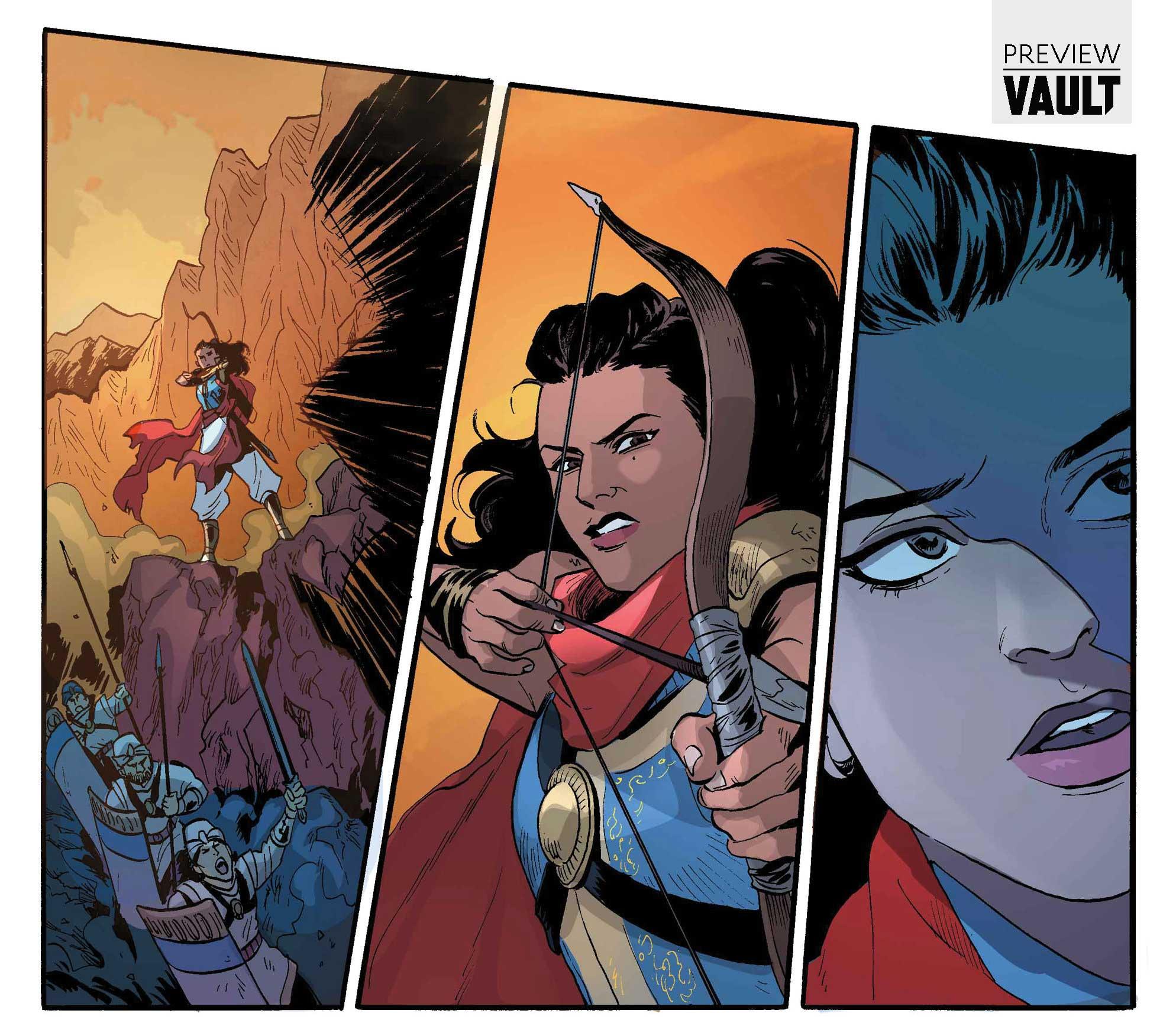 'Sera & The Royal Stars' Sets a New Bar for Fantasy Comics