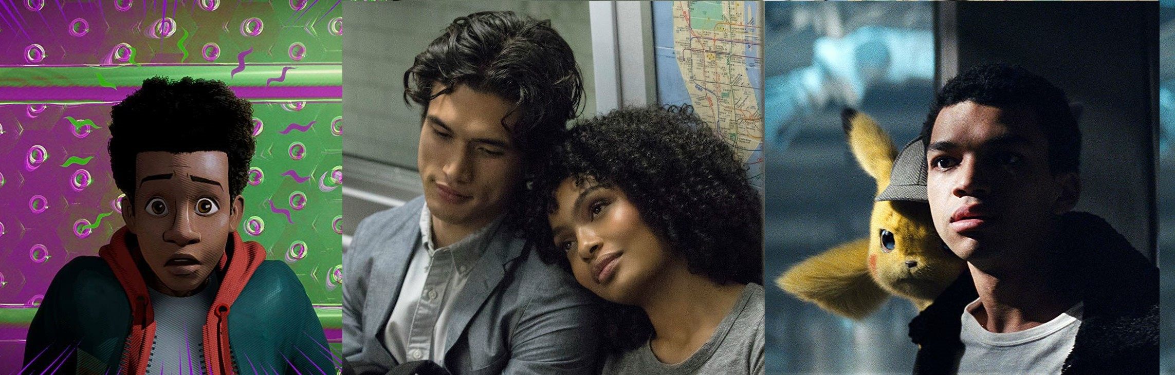 Spider-Man, Pokémon, and Star-Crossed Lovers: Mixed Race Characters Take the Lead