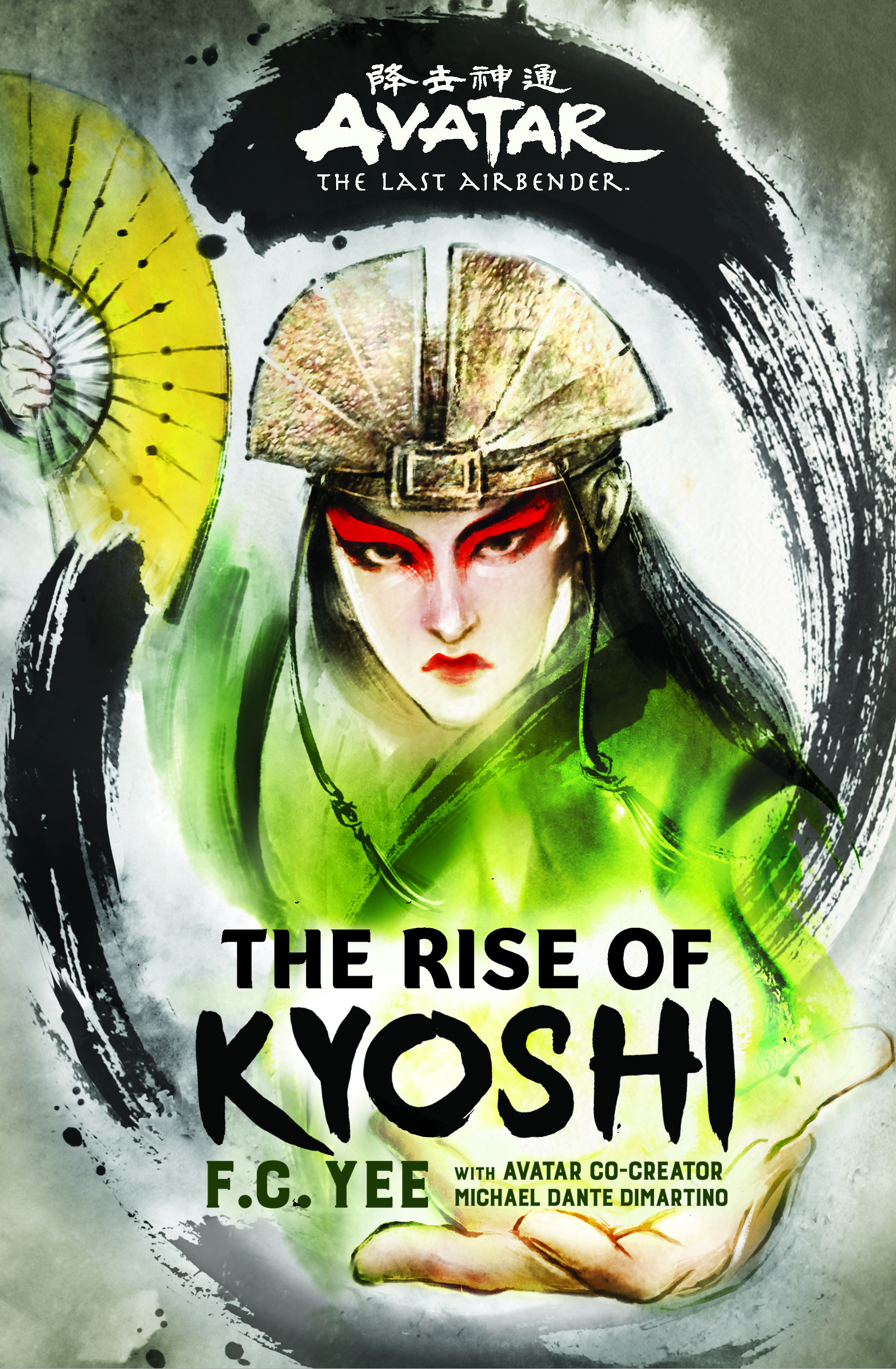From Fan to Writer: F.C. Yee on Developing the Story of Avatar Kyoshi