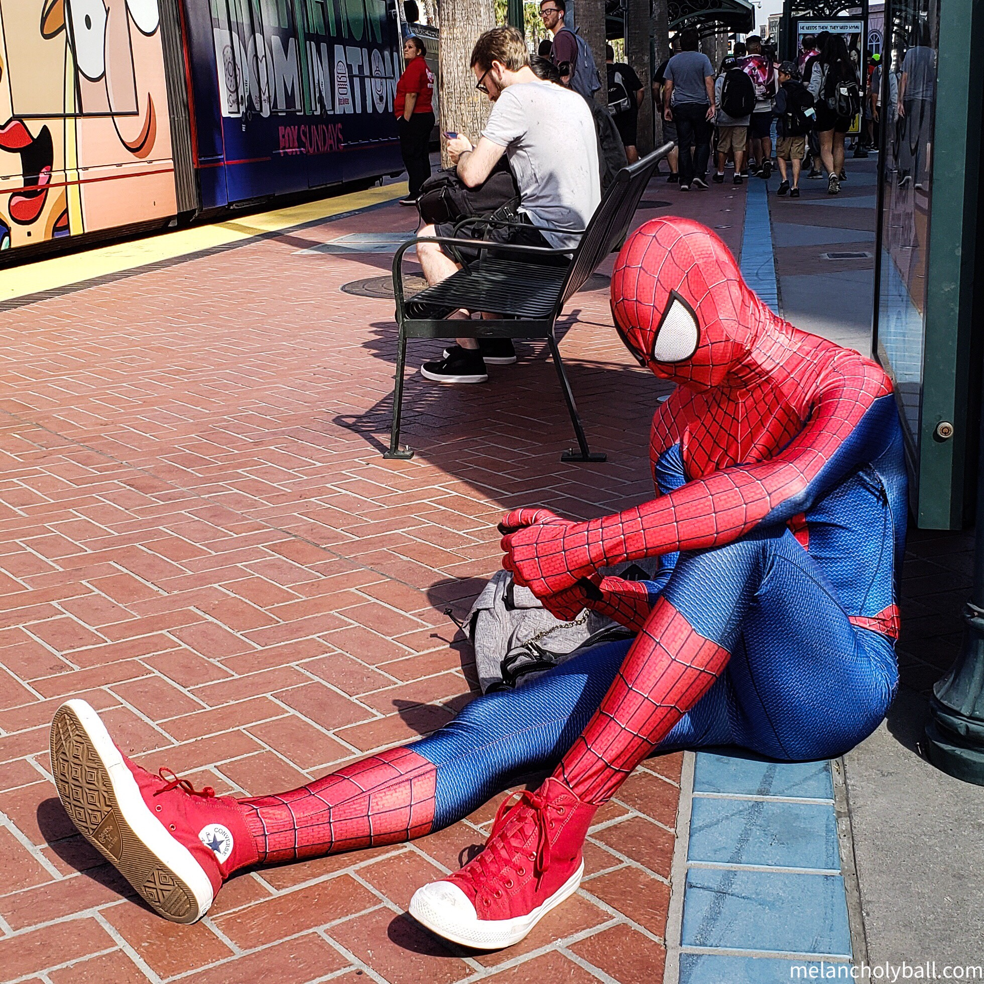 Into The San Diego Comic-Con Cosplay-Verse, Part I (2019