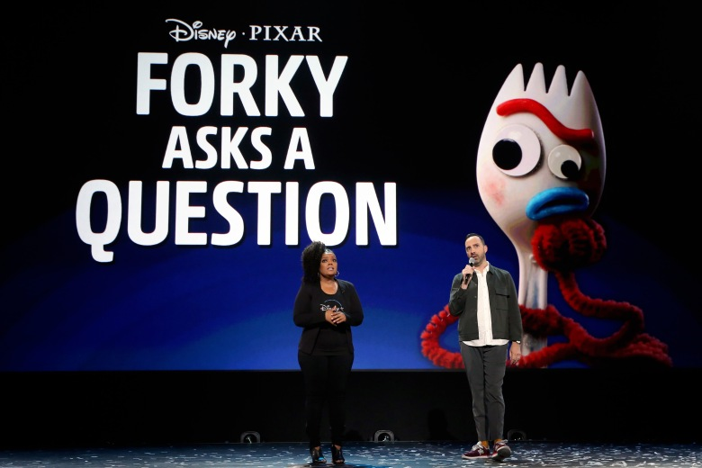 Disney+ Showcase Presentation At D23 Expo Friday, August 23
