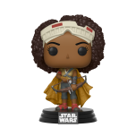 Janna Pop! Vinyl - $9.99 Janna, armed with her bow and draped in a long, gold cloak, she's a new character whose story will unfold in Star Wars: The Rise of Skywalker.