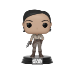 Rose Pop! Vinyl - $9.99 More than a maintenance tech with a knack for tinkering, Rose Tico is armed and ready to stand against the First Order.