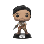 Poe Dameron Pop! Vinyl - $9.99 Alliance born and raised, hotshot pilot Poe Dameron pulls crazy stunts on the battlefield and in the cockpit of an X-wing.