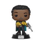 Lando Calrissian Pop! Vinyl - $9.99 Available October 4