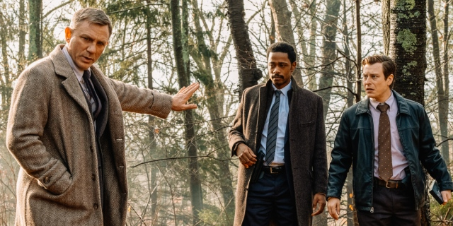 NOC Review: Rian Johnson Slays with 'Knives Out'