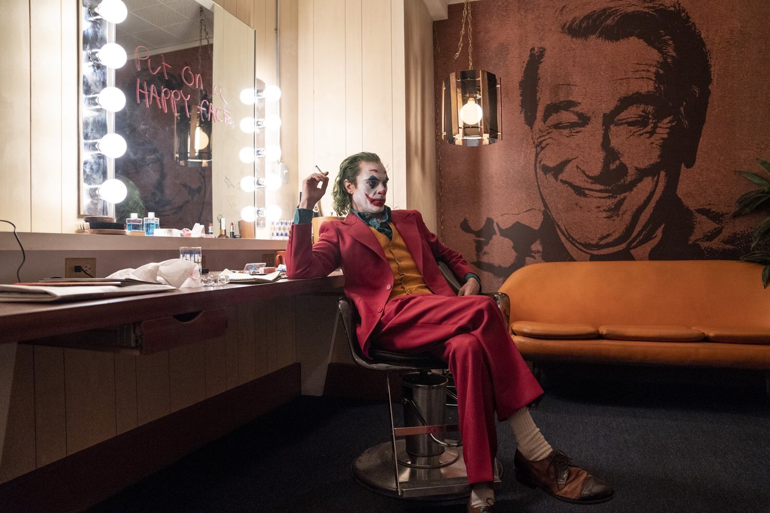 Inside the Madness of 'Joker,' a Conversation with Todd Phillips and Joaquin Phoenix