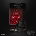 STAR WARS: THE BLACK SERIES 6-INCH SITH TROOPER Figure (HASBRO/Ages 4 & up/Approx. Retail Price: $19.99/Available: Fall 2019) Fans and collectors can imagine scenes from the STAR WARS Galaxy with this premium SITH TROOPER figure, inspired by STAR WARS: THE RISE OF SKYWALKER. The STAR WARS: THE BLACK SERIES 6-INCH SITH TROOPER action figure features premium deco and four fully articulated limbs, and comes with two SITH TROOPER-inspired accessories that makes it a great addition to any STAR WARS collection. Includes figure and 2 accessories. Available at D23 via shopDisney and in limited quantities at most major online retailers and HasbroPulse.com starting on September 4, 2019.