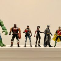 Batman R.I.P.: Mattel's Last Line of DC Multiverse Figures