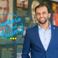 Southern Fried Asian: Qasim Rashid
