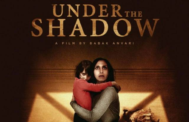 The Middle Geeks Episode 6: Under the Shadow, Spooky Season in Iran