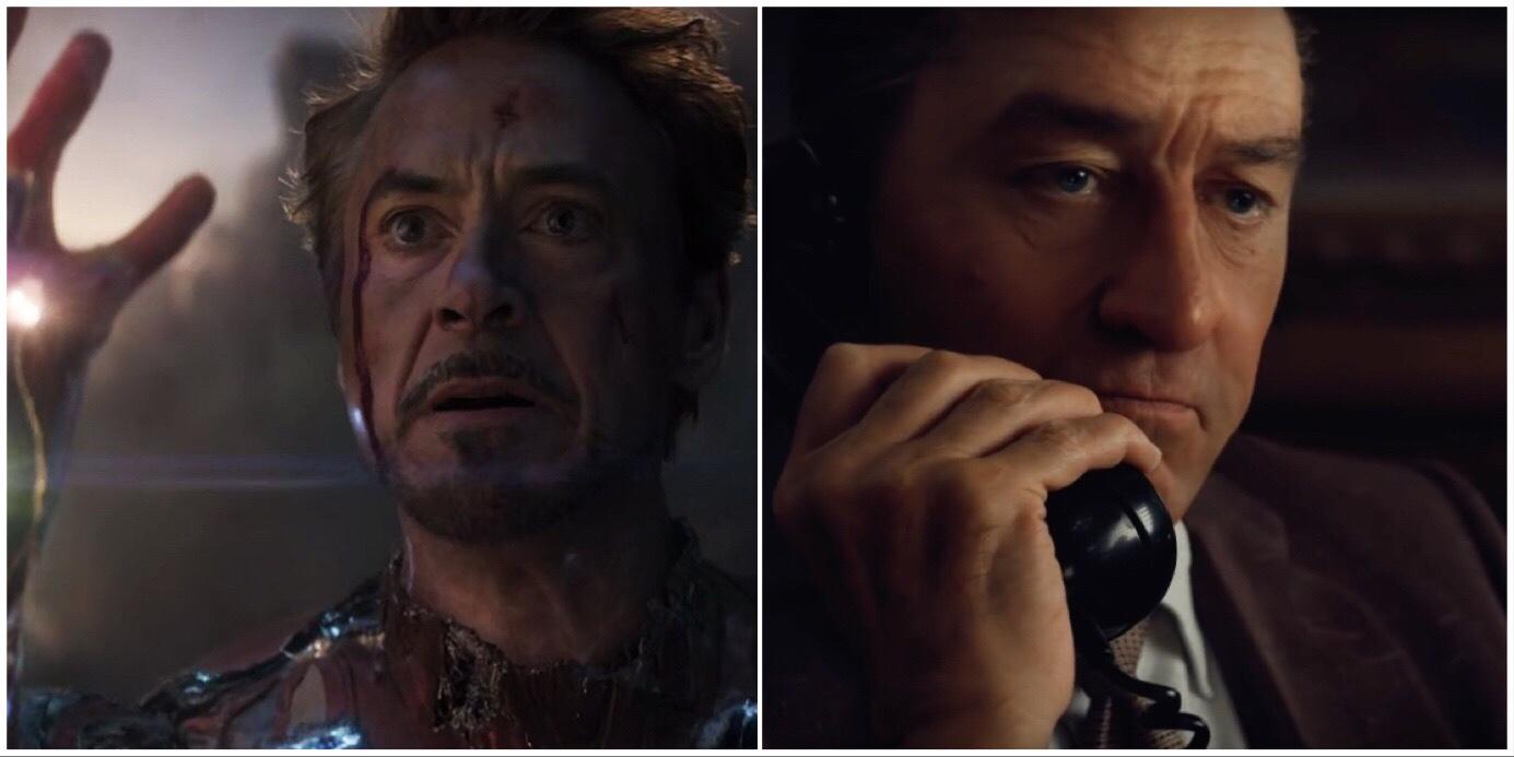 'The Irishman' vs 'Iron Man': Both Great American Cinema