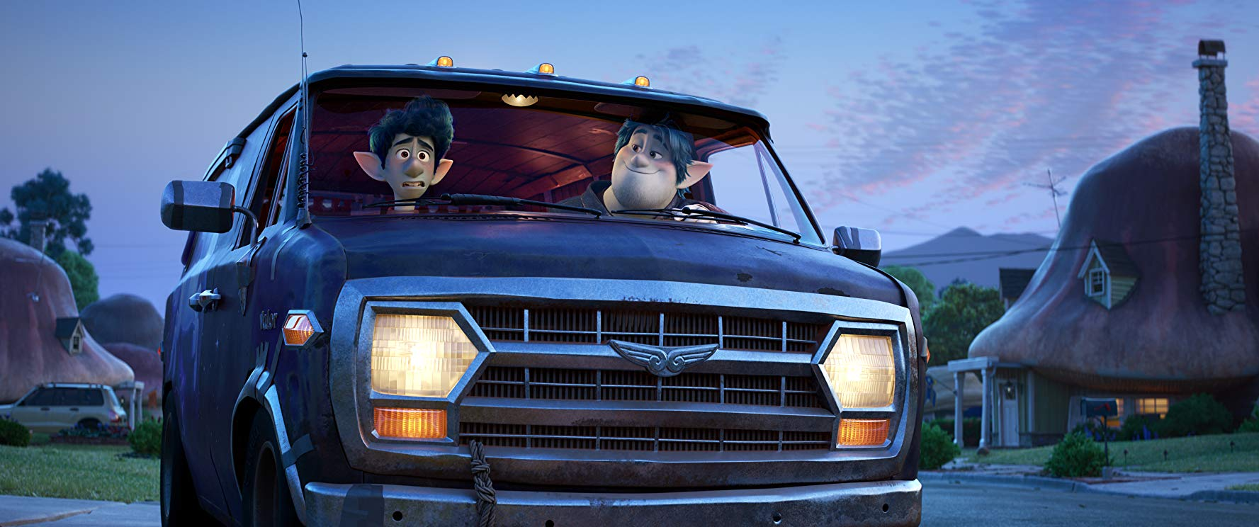 Moving 'Onward': The Personal Story Behind The Upcoming Disney/Pixar Feature