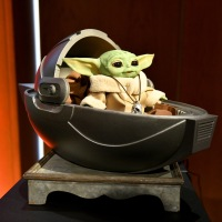 Baby Yoda is Going to be the Star of Toy Fair