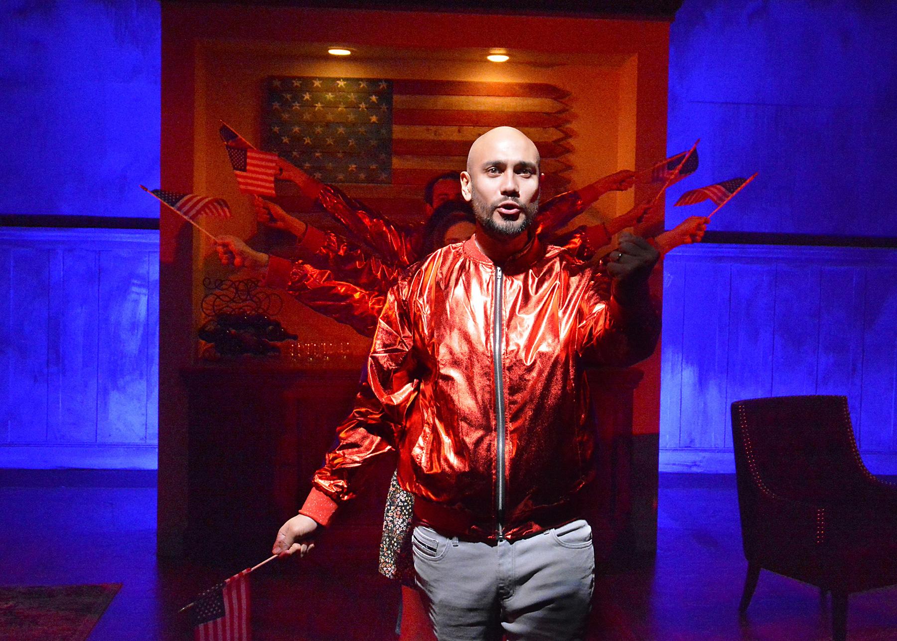 A Los Angeles Theatre Review: 'West Adams'