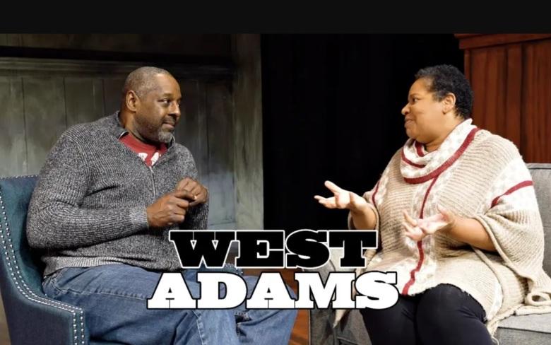 west adams writer director