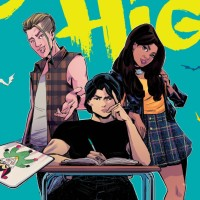 'Gotham High' Breathes Fresh Life into the Bat Mythos
