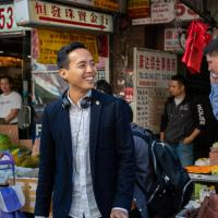 Alan Yang is About to Get Serious with 'Tigertail'