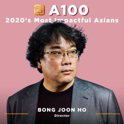 A100 Portraits_Bong Joon Ho