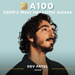 A100 Portraits_Dev Patel