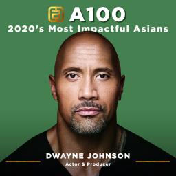 A100 Portraits_Dwayne Johnson