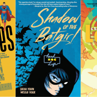 Hard NOC Life: DC Celebrates APA Heritage Month with Gene Yang, Sarah Kuhn, and Minh Lê