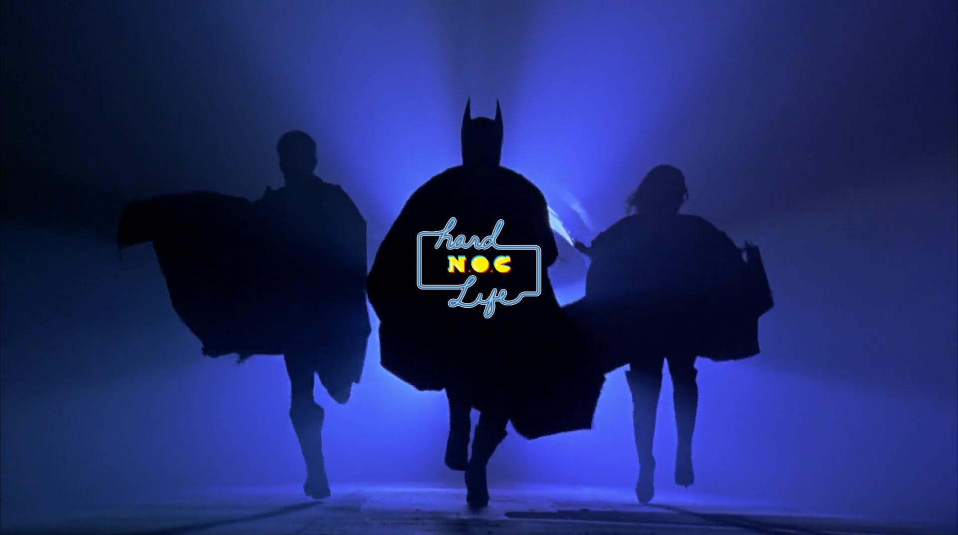 Hard NOC Life: Batman Pride Forever