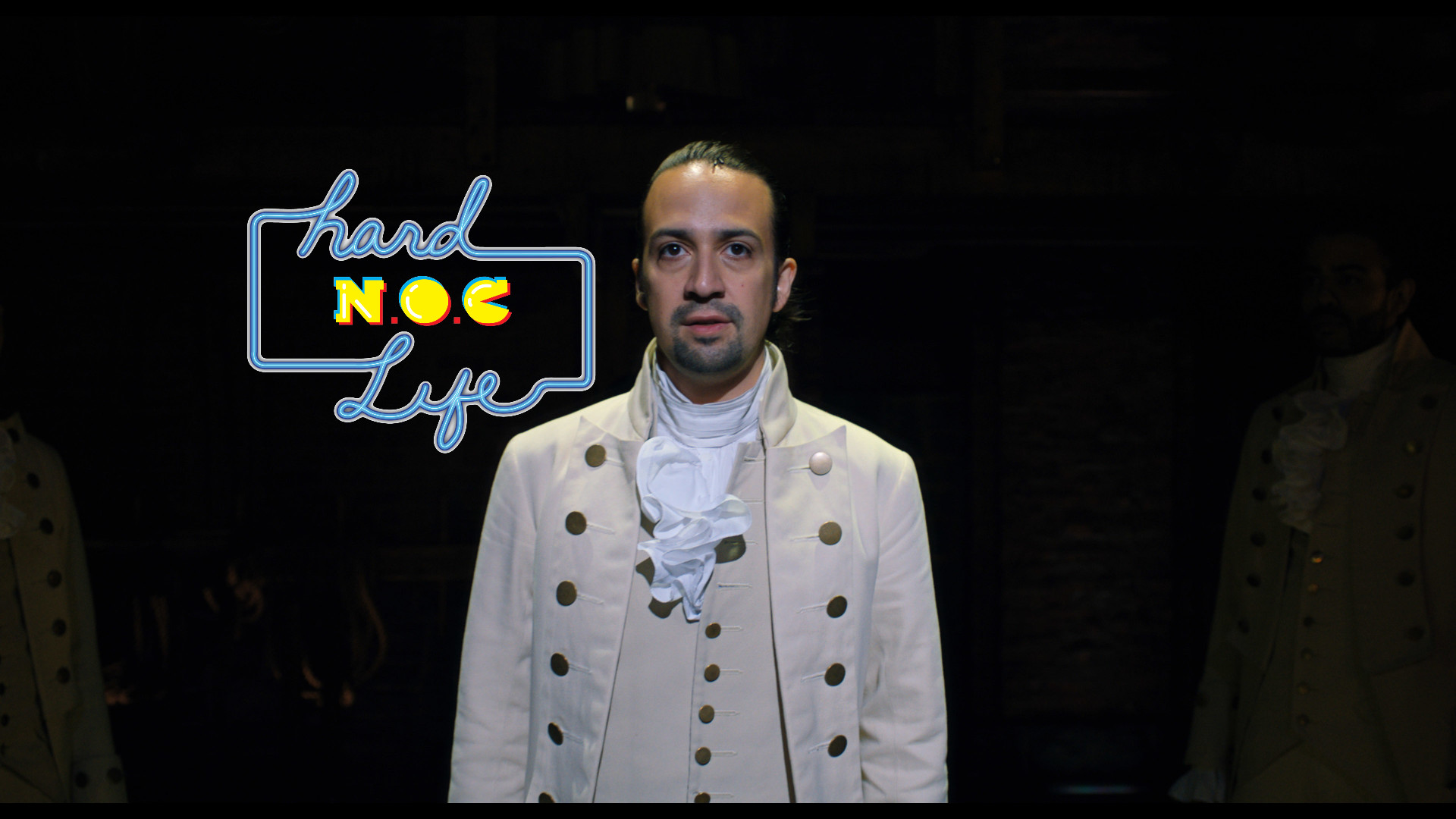 Bonus Hard NOC Life: 'Hamilton' as Fan Fiction (from 2016)
