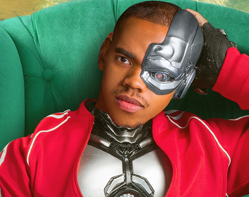 Boo Ya An Interview With Doom Patrol Star Joivan Wade The