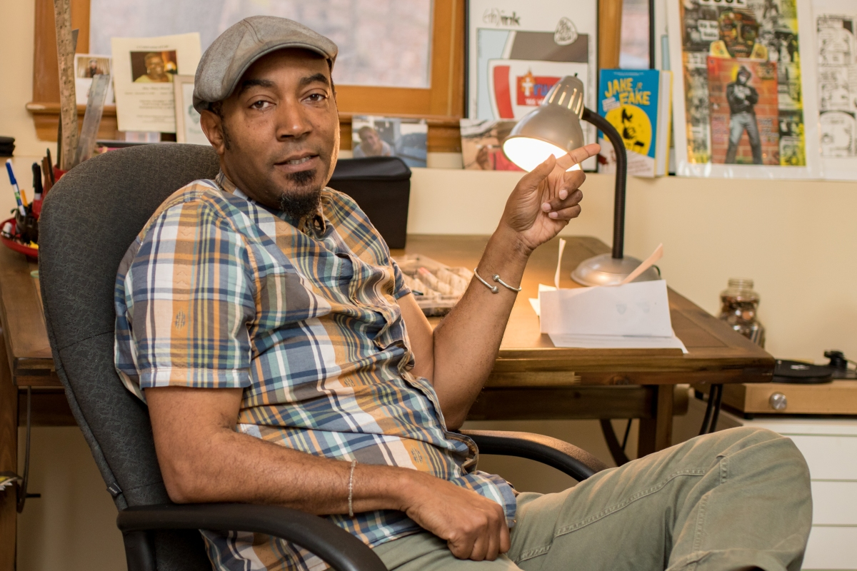 An Interview With Keith Knight, Cartoonist and Executive Producer of 'Woke', on Politics and the Power of Comics