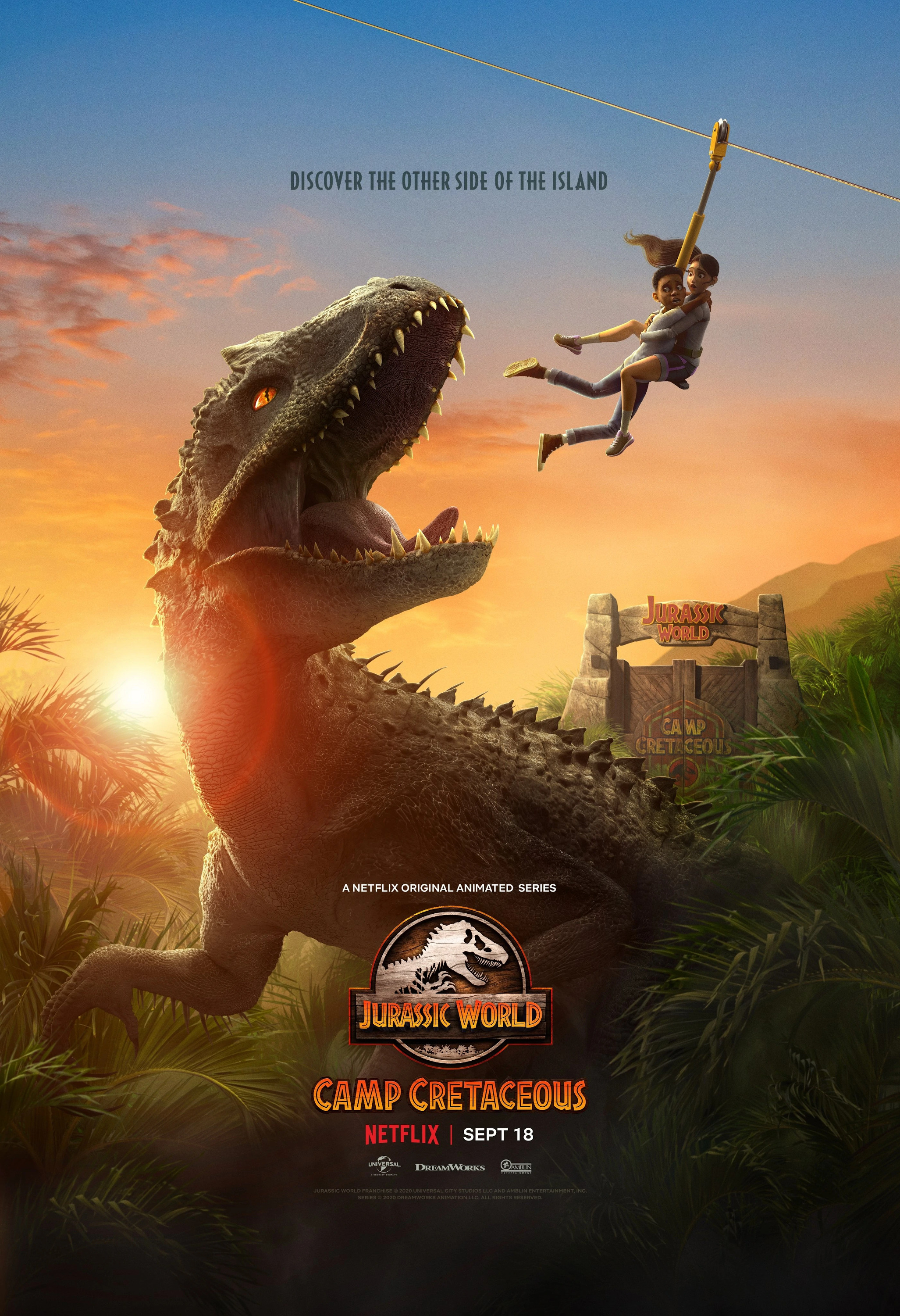 NRW Review: 'Jurassic World: Camp Cretaceous'