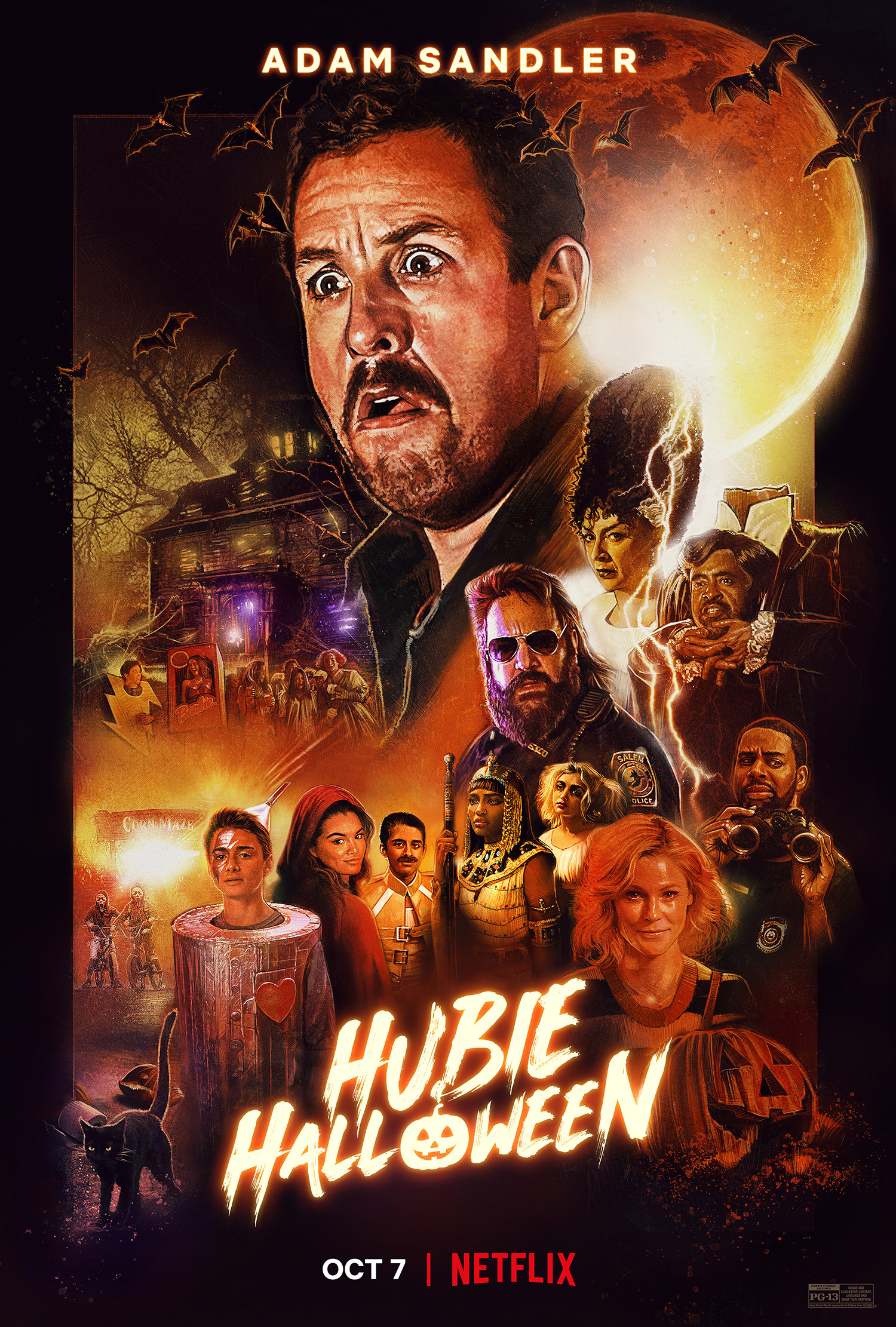 NRW Review: 'Hubie Halloween'