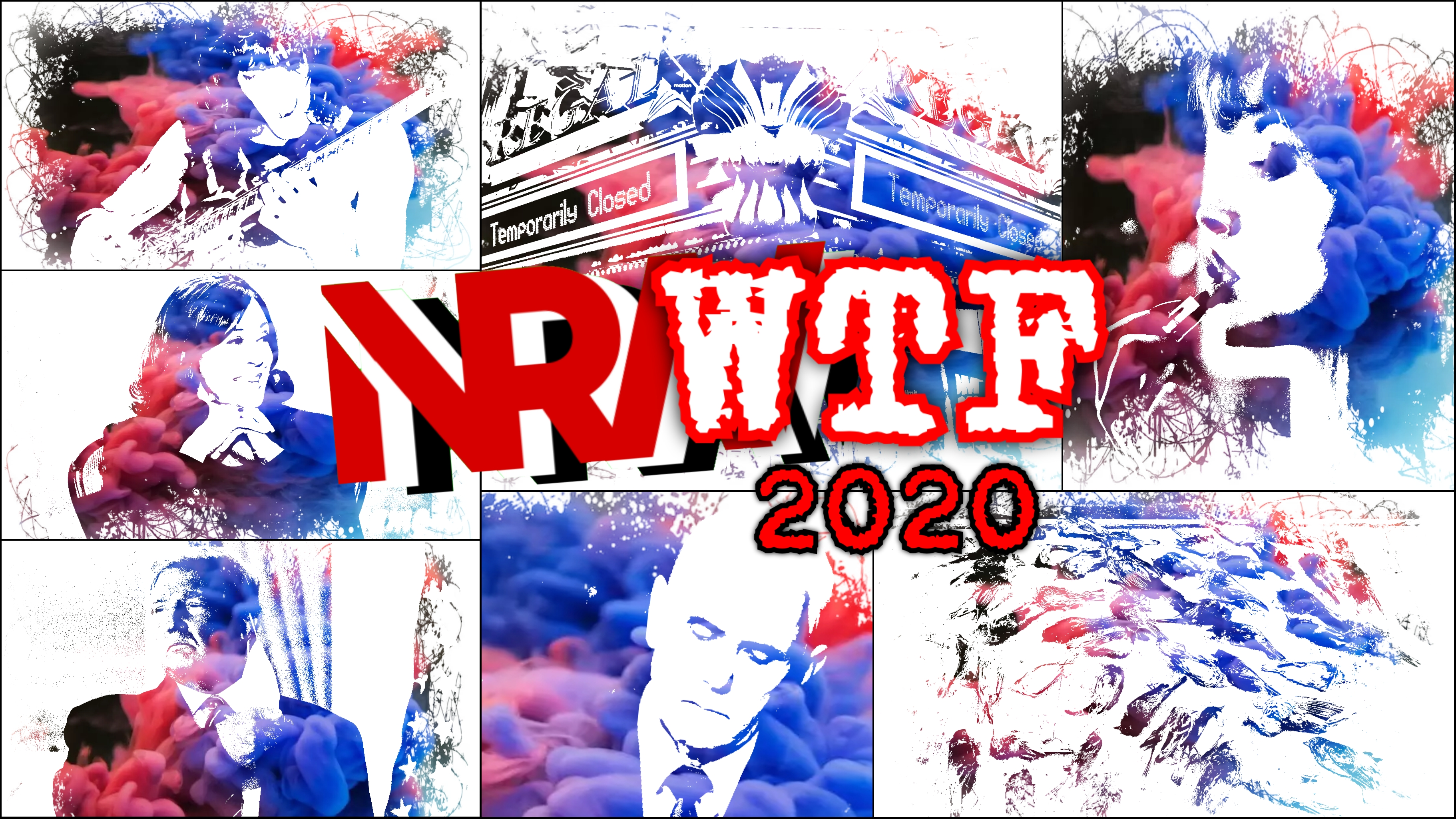The NRW Show: #WTF2020 Edition, Episode 3