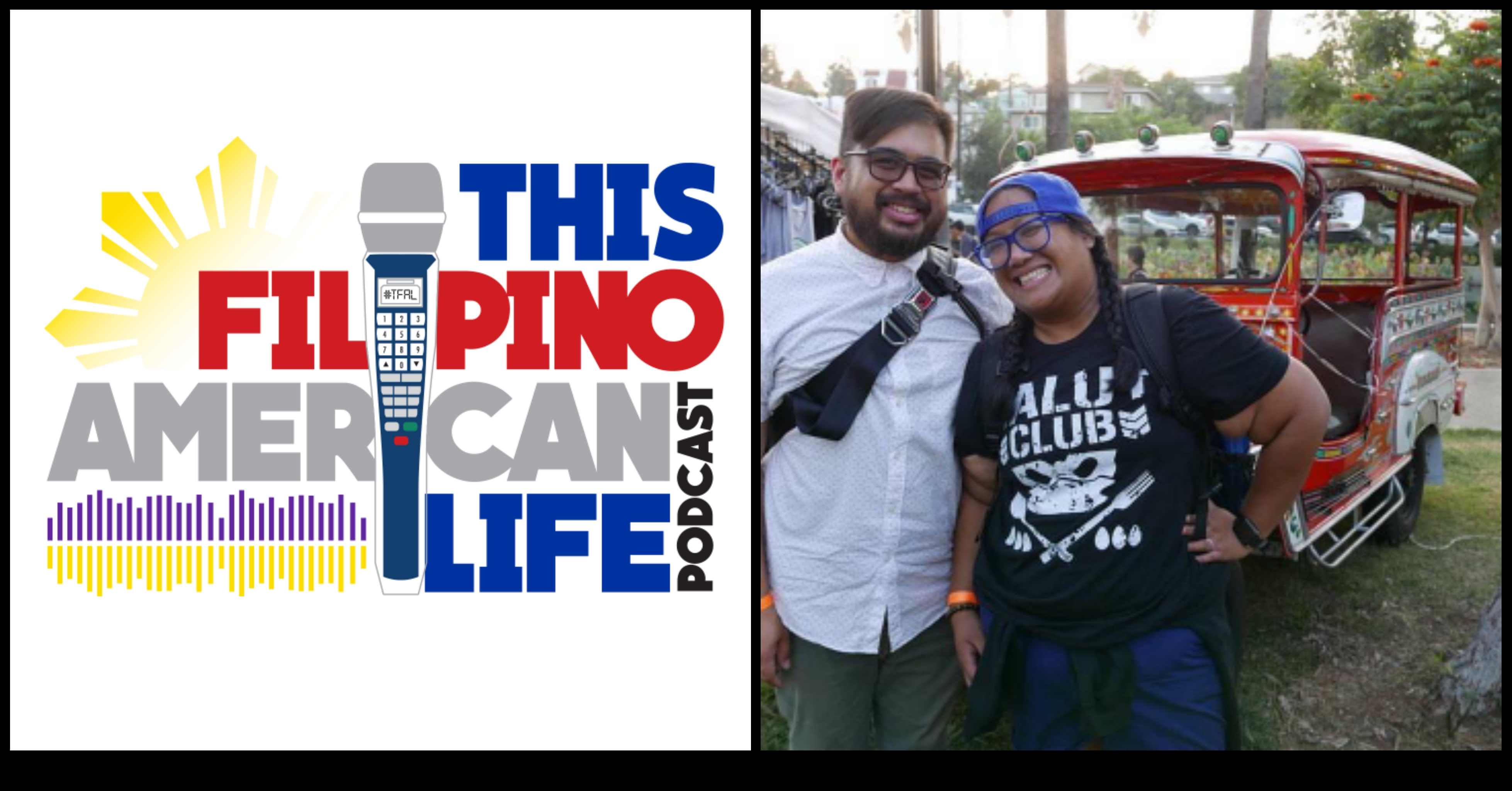 ShoPowSho Episode 006: Special Guests, Elaine Dolalas and Michael Nailat of 'This Filipino American Life'