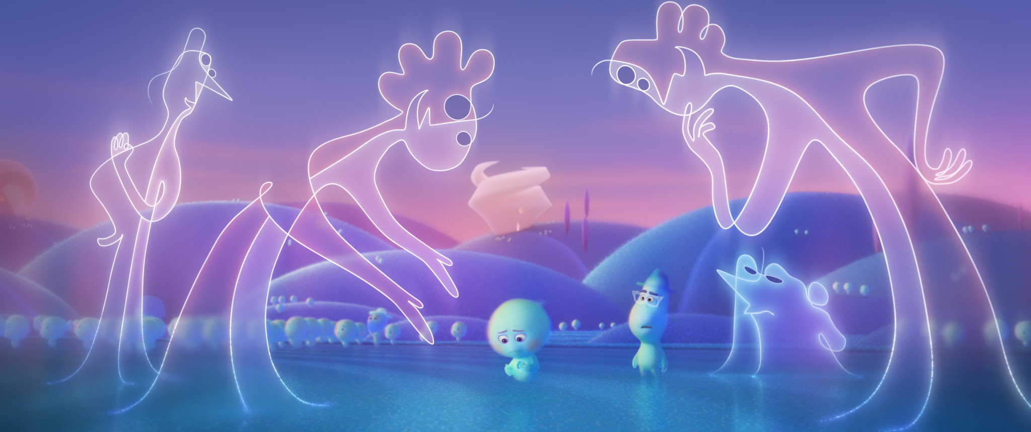 NOC Review: 'Soul' is Pixar's Jazzy Spark of Imagination, Inspiration, and Beauty