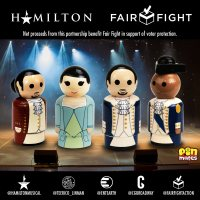 Do Not Throw Away Your Shot to Pre-Order 'Hamilton' Pin Mates