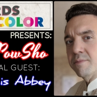 ShoPowSho Episode 016: Actor/Writer, Francis Abbey