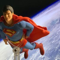 Mezco's One:12 Collective Superman is Out of This World
